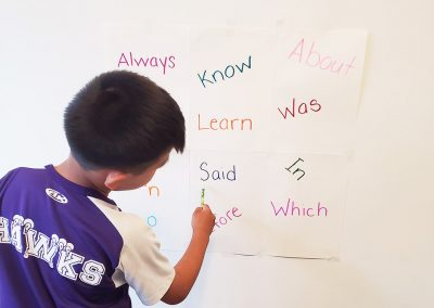 Find the Sight Words