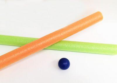 Noodle Hockey