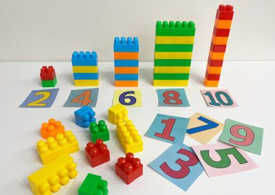 Block Counting